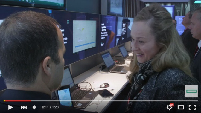 Video HPE MWC16