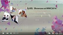 ZyXEL Mobile World Congress 2016